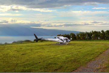 Viator Exclusive: Private Maui Helicopter Tour Including West Maui, Molokai and Sunset Landing