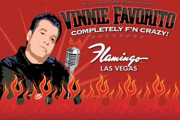 The Vinnie Favorito Comedy Show at Flamingo Las Vegas