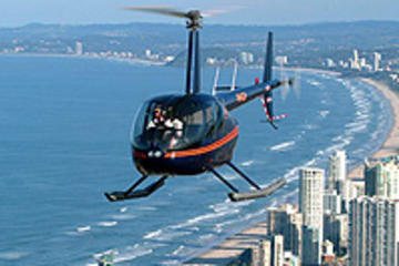 Gold Coast Helicopter Flight And Jet Boat Ride  Gold Coast  Viator