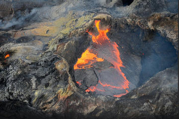 Experience Big Island Helicopter Flight from Kona