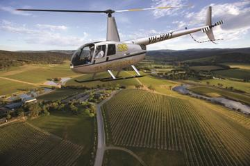 Private VIP Yarra Valley Helicopter Tour with Winery Lunch