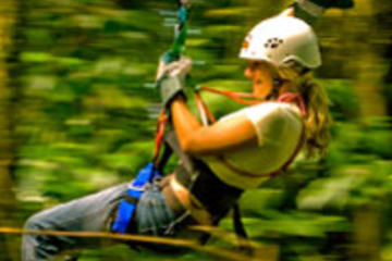 St Lucia Aerial Tram and Zipline Canopy Tour