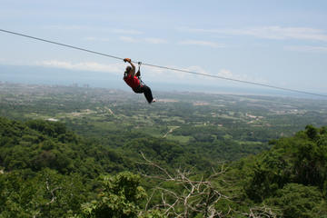 Puerto Vallarta Shore Excursion: Canopy Adventure Tour