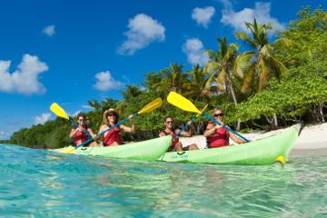 Caneel Bay Kayak, Hike and Snorkel Tour