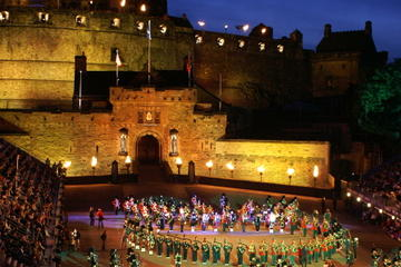 Scottish Highlands Day Trip and Edinburgh Military Tattoo