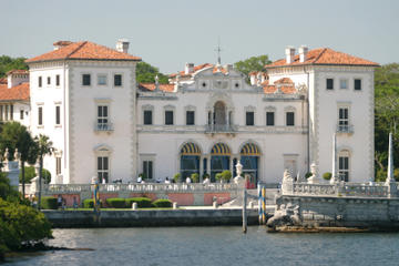 Vizcaya Museum and Gardens with Transportation