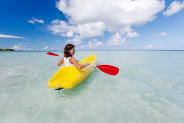 St Kitts Kayak and Snorkel Adventure