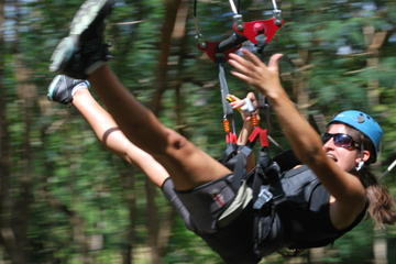 St Kitts Zipline Canopy Tour