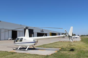 Private Helicopter Tour in Buenos Aires