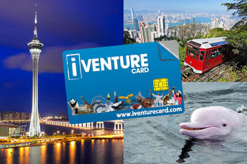 Hong Kong and Macau Attractions Pass