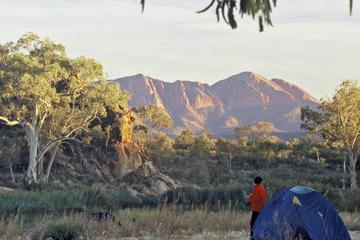 6-Day Larapinta Trail Walking Tour from Alice Springs