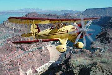 Biplane Tour of Las Vegas Including Hoover Dam and Lake Mead