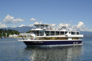 Vancouver Harbor and Indian Arm Lunch Cruise