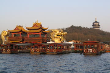 Hangzhou Your Way: Private Half-Day Hangzhou City Transport with Guide