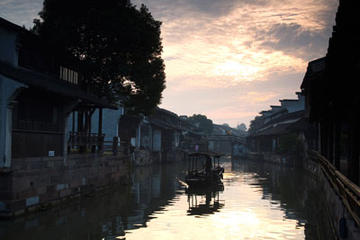 Wuzhen Water Town Full-Day Tour from Hangzhou