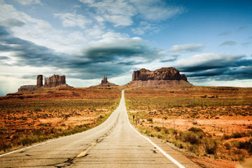 Monument Valley and Navajo Indian Reservation