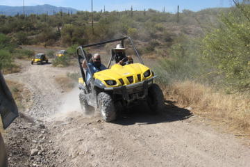 Arizona Desert Tour by UTV
