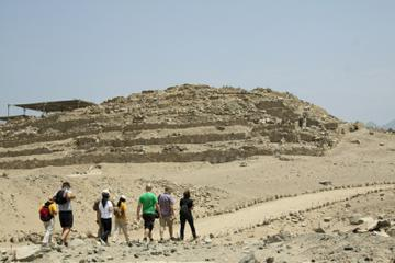 Day Trip to Caral from Lima