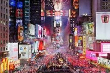 Book New Year's Eve Times Square Ball Drop Party Now!