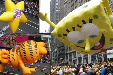 Picture of NY City: Best of Thanksgiving and the Macy's Parade