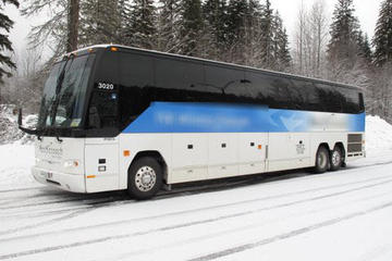 Coach Transfer from Downtown Vancouver to Whistler Village