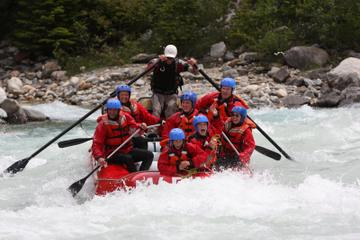 Whitewater Rafting on Kicking Horse River