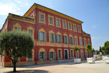 Nice Art Tour: Chagall Museum, Matisse Museum and the Villa Ephrussi de Rothschild