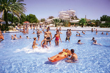 Aqualand El Arenal Water Park on Mallorca
