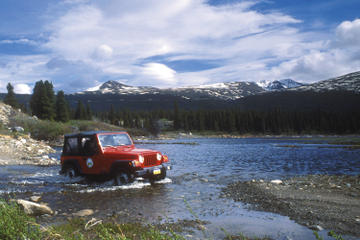 Off-Road Jeep Adventure in Denali National Park