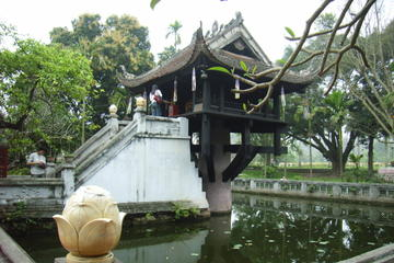 Hanoi City Half Day Sightseeing Tour with Japanese guide