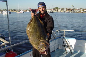 Half-Day Deep-Sea Fishing Cruise from Newport Beach