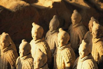 Xi'an Small-Group Tour: Terracotta Warriors and Ancient City Wall Bike Tour