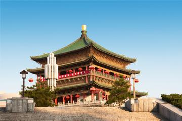 3-Day Private Xi'an Tour from Beijing: Terracotta Warriors, Ancient City Wall and Big Wild Goose Pagoda