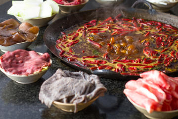 Sichuan Gourmet Food Tour from Chengdu