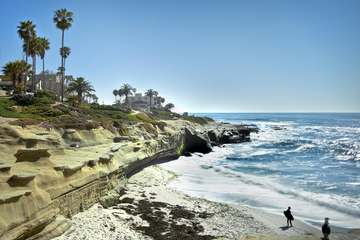 San Diego Coast Tour Including La Jolla and Torrey Pines