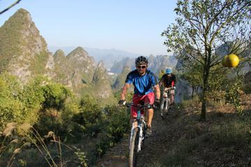 2-Day Small-Group Biking Adventure from Guilin to Yangshuo including Li River Cruise