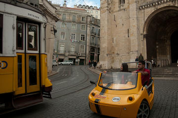 Lisbon GPS-Guided GoCar Tour