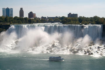 Niagara Falls Canadian Side Sightseeing Tour