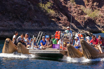 Las Vegas Combo Tour Grand Canyon Helicopter Flight And Colorado River Float