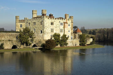 Dover Shore Excursion: Post-Cruise Tour to London via Canterbury and Leeds Castle