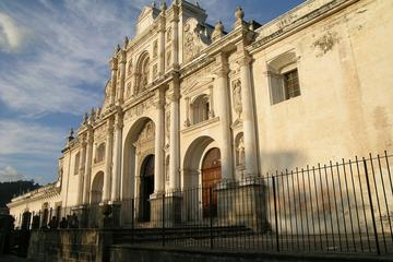 Antigua City Tour from Guatemala City