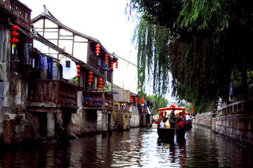 Private Tour: Fengjing Water Town and Peasant Painting Experience from Shanghai