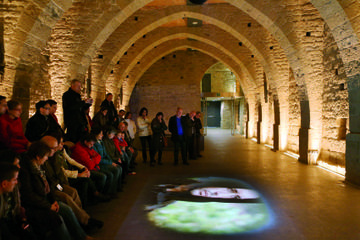 Barcelona Combo: St Benet Monastery and Wine Tasting with Optional Lunch