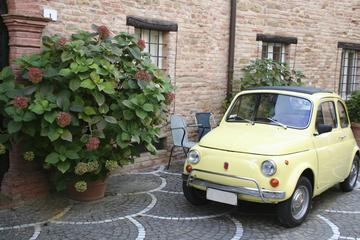 Private Tour: Rome Sightseeing by Vintage Fiat 500
