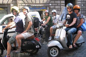 Rome Vespa Tour: Off the Beaten Path
