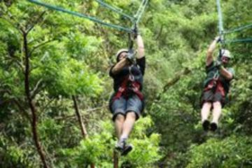 Mombacho Volcano Nature Reserve Hiking and Ziplining Tour