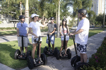 St Petersburg Historical Segway Tour