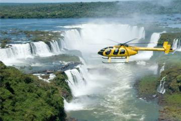 Iguazu Falls Air & Helicopter Tours