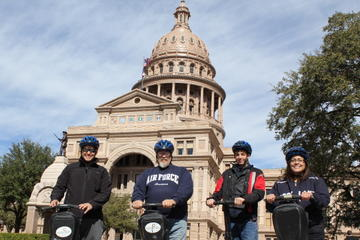 Austin Sightseeing Segway Tour