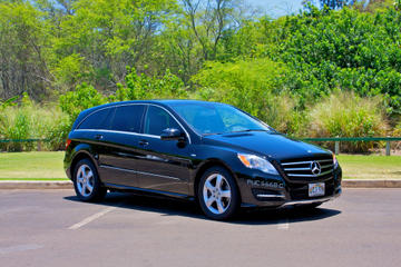 Private Round-Trip Transfer: Maui International Airport to Maui Hotels